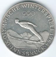 Austria - 50 Schilling - 1964 - Winter Olympics - Innsbruck - KM2896 - Autriche
