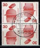 Bund 1973,Michel# K 11 O Aus MHB 16 - [7] Federal Republic