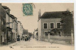 58  CORVOL L' ORGUEILLEUX       La Grande Rue - Otros Municipios