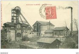 71 . N° 32640. MONTCEAU LES MINES.PUITS CHAGOT. - Montceau Les Mines