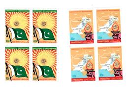 MNH STAMPS Pakistan - The 35th Anniversary Of Independence  -1982 - Pakistan