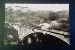 Carte Postale Ancienne- Pont De La Caille - Inauguration - Annecy