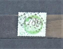 05 - 20 // France N° 53 - Cérès 5c Vert - Beau - Oblitération GC 1789 - Hericy - Seine Et Marne - 1871-1875 Ceres