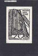 Don Quichotte - Don Quiote - Don Quixote - Bookplates
