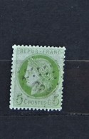 05 - 20 // France N° 53 - Cérès 5c Vert - Beau - Oblitération Ambulant - 1871-1875 Cérès