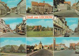 D-29439 Lüchow - Alte Ansichten - Cars - VW Käfer - Bus - VW 1500 - Luechow