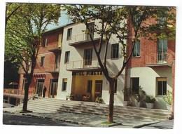 CL055 - CAGLI PESARO HOTEL RISTORANTE BAR PINETA 1966 URBINO - Altre Città