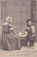 Grand'Maman - Scène D'Intérieur - Bretagne