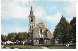 78 - LE MESNIL SAINT DENIS - L'église Saint Denis (et Abords) - Le Mesnil Saint Denis