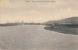 DIVES (Calvados): Vue Générale Prise Du Pont De Cabourg - Dives