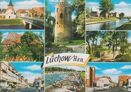 D-29439 Lüchow - Ansichten - Cars - VW 1500 - Opel Rekord - Luechow