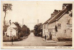 58  COURS      Route De COSNE - France