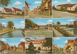 D-29439 Lüchow - Alte Ansichten - Bus-Bahnhof - Cars - DKW - Luechow