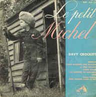 Le Petit Michel–Davy Crockett - Bambini