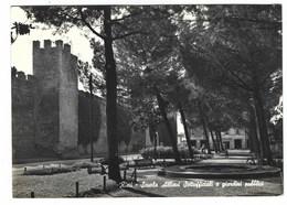 CL066 - RIETI SCUOLA ALLIEVI SOTTUFFICIALI E GIARDINI PUBBLICI 1964 - Rieti