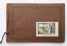 L'Evangile En Images : Album De 56 Images, Sans Date. Religion Catéchisme Foi - Godsdienst