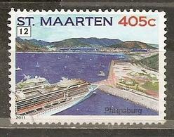 St Maarten 2011 Tourism Obl - Curazao, Antillas Holandesas, Aruba