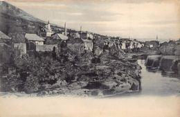 Bosnia - MOSTAR - Panorama - Publ. A. Mikacic. - Bosnia And Herzegovina