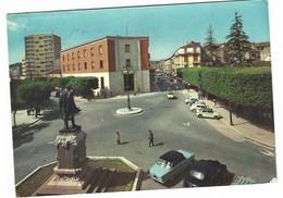 CL071 - CAMPOBASSO PIAZZA G PEPE ANIMATA 1960 CIRCA - Campobasso