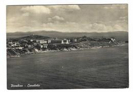 CL073 - PIOMBINO LIVORNO CANALETTO 1958 - Andere Steden