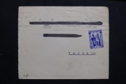 BULGARIE - Enveloppe Commerciale De Sofia Pour La France En 1937, Affranchissement Plaisant - L 61958 - 1909-45 Koninkrijk