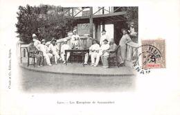 Laos - SAVANNAKHET - Les Européens - Ed.Claude Et Cie. - Laos