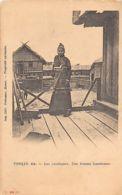 Laos - Une Femme Laotienne - Ed.Libr. Crébessac 33. - Laos