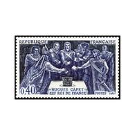 Timbre N° 1537 Neuf ** - Grands Noms De L'Histoire. Hugues Capet (938-996). - Nuevos