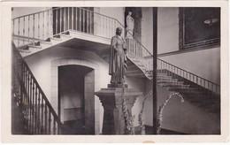 Ardèche : AUBENAS : Pensionnat De L'immaculée-conception -  L'escalier D'honneur - ( Carte Photo ) - Aubenas