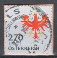 """Österreich 2018: """"WAPPEN- Tirol""""  Postfrisch (siehe Foto/Scan) - 1945-.... 2. Republik"""