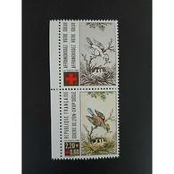 Timbre N° 2612a Neuf ** - Croix Rouge 1989 Provenant De Carnet - Ungebraucht