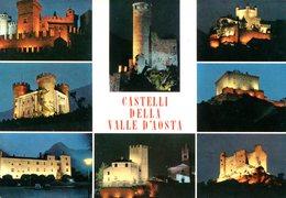 Castelli Della Val D'Aosta - Italia