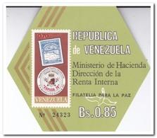 Venezuela 1970, Postfris MNH, Stamp Exhibition EXFILCA 70 - Venezuela