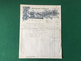 Luxembourg - Rollingergrund - Manufacture De Brosses - Eugène Beck - 1903 - Luxembourg