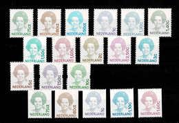 1991 - 2001 Koningin Beatrix (Inversie)  MNH - 1980-... (Beatrix)