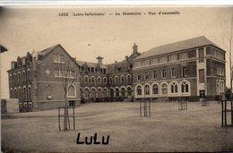 DEPT 44 : Cliché Lollier : Legé Le Séminaire Vue D'ensemble - Legé