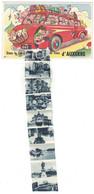 """AUXERRE (YONNE 89) - BELLE CARTE À SYSTÈME """" DANS LE CAR NOUS AVONS LES JOLIES VUES D'AUXERRE """" BUS ANIMATION HUMOUR - Auxerre"""