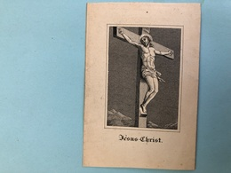 """Carolina Lucia Schepers *1775 Aalst +1848 Aalst Litho Vandenbossche Te Aelst """"Jesus Christ"""" - Décès"""