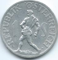 Austria - 1946 - 1 Schilling - KM2871 - Autriche