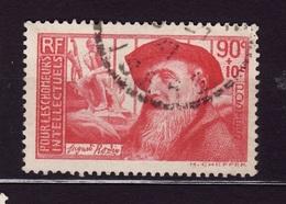 1937 N 344 Obli AF 324 - France