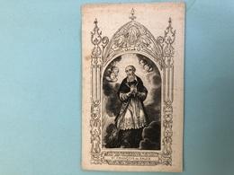 "Soetens Joannes Baptiste Echtg Borreman Catherina *1801Aalst +1843 Aalst ""St François De Sales"" - Décès"