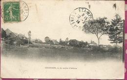 D91 - CHASNANS , Vu Du Sentier  D' ATHOZE - Andere Gemeenten