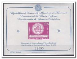 Venezuela 1962, Postfris MNH, Coat Of Arms - Venezuela