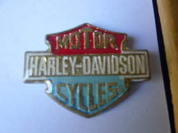 Pin S MOTO HARLEY DAVIDSON - Motorbikes