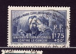 1938 N 402 Obli AF 344 - France