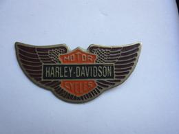 Pin S MOTO HARLEY DAVIDSON - Motorfietsen