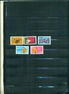FRANCE TIMBRES DE SOUHAITS 2002 5 VAL NEUFS A PARTIR DE 1 EURO - Unused Stamps