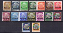 LUXEMBOURG     Neuf *    Y. Et T.   N° 1 / 16    Cote: 15,00 Euros - 1940-1944 Duitse Bezetting