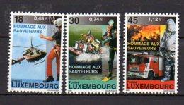 LUXEMBOURG     Neuf **    Y. Et T.     N° 1482 / 1484     Cote: 8,50 Euros - Ongebruikt