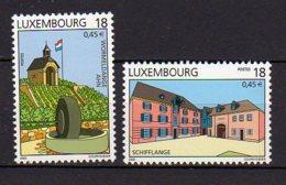 LUXEMBOURG     Neuf **    Y. Et T.     N° 1477 / 1478     Cote: 2,80 Euros - Ongebruikt